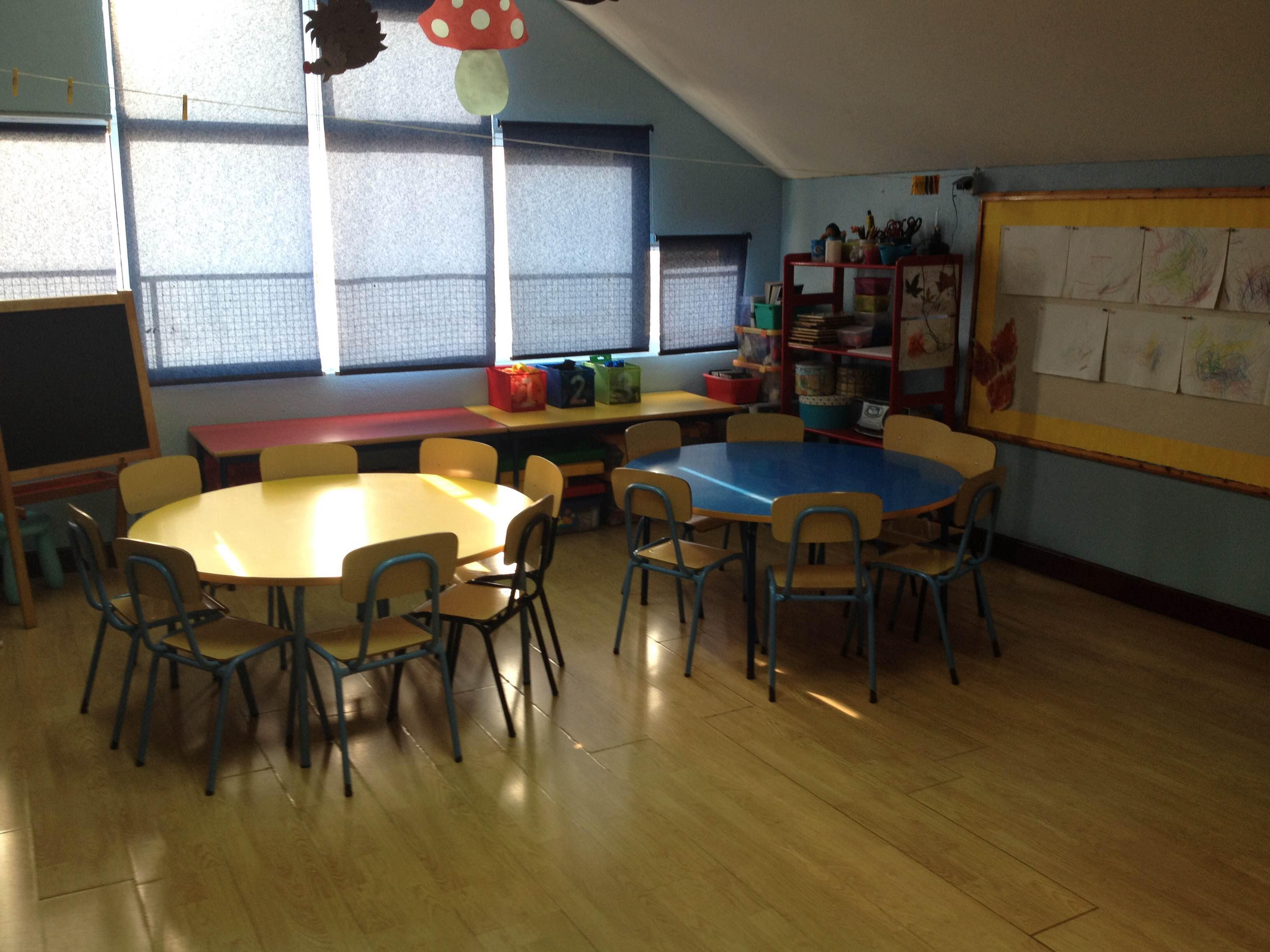 Sala dos 2 anos 1
